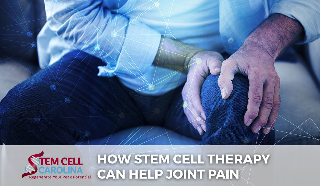 How Stem Cell Therapy Can Help Joint Pain