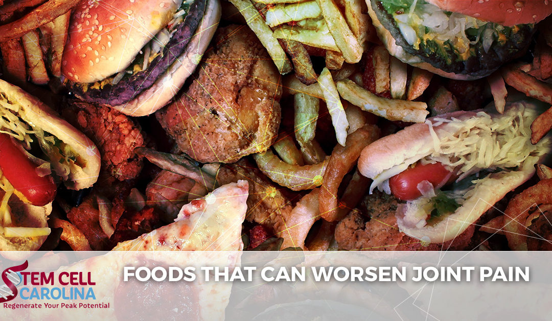 foods that can worsen joint pain