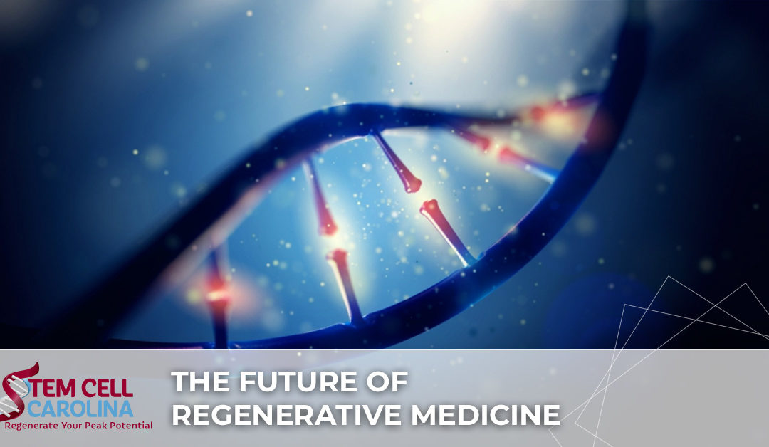 The Future Of Regenerative Medicine
